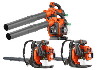 Husqvarna  Blowers and Vacuum Parts