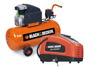 Black and Decker  Air Compressor Parts