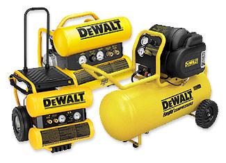 DeWalt  Compressor Parts