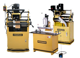 Powermatic  Dovetail Machine