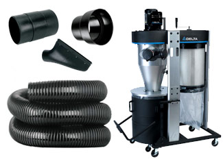 Delta  Dust Collector & Accessories