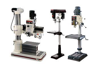 Jet  Drill Press Parts