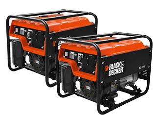 Black and Decker  Generators Parts
