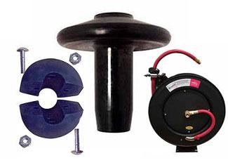 HSR50 Interstate Pneumatics HSR90-SWA Swivel Assembly For HSR90 Hose Reel 1//2