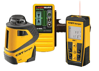 CST-Berger  Distance Measuring Laser