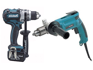 Makita  Drill Parts