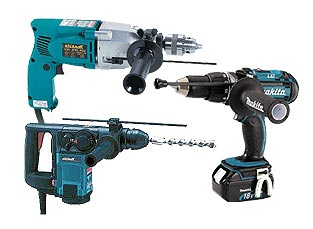 Makita  Hammer Drill Parts