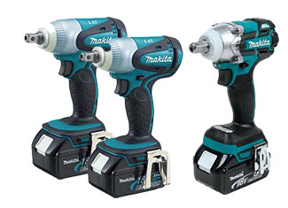 Makita  Impact Wrench & Driver Parts