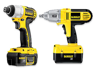DeWalt  Impact Wrench Parts