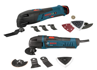 Bosch  Oscillating and Cutoff Tool Parts