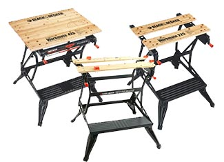 Black and Decker  Tables and Stand Parts