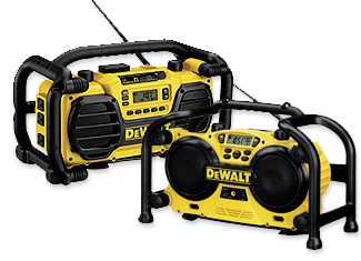 DeWalt  Radio Parts