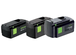 Festool  Battery and Charger Parts