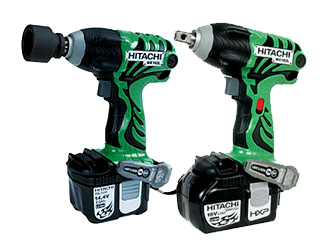 Hitachi  Impact Wrench & Driver Parts