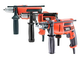Black and Decker  Demolition Hammer Parts