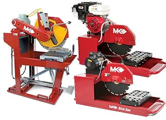 MK Diamond  Masonry Saw Parts