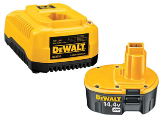 DeWalt  Battery and Charger Parts