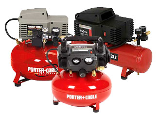 Porter Cable  Air Compressor Parts