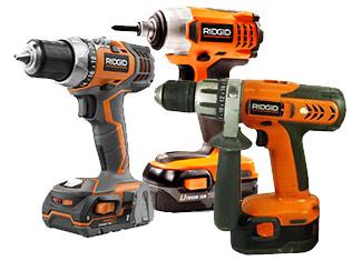 Ridgid  Drill & Driver Parts