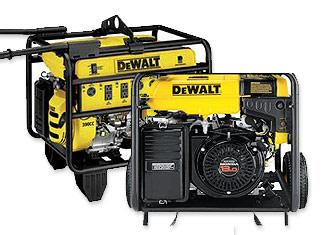 DeWalt  Generator Parts