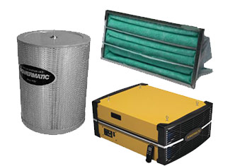 Powermatic  Air Filtration Parts
