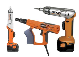 Ridgid  Screwdriver Parts