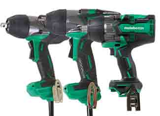 Metabo  Impact Wrench & Driver