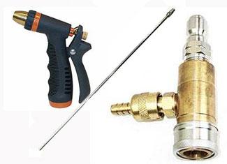 Interstate Pneumatics  Spray Guns & Accessories