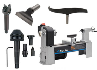 Delta  Lathe Machine & Accessories