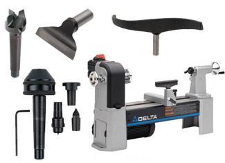 Delta  Lathe Machine & Accessories