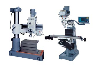 Wilton  Milling Machines Parts