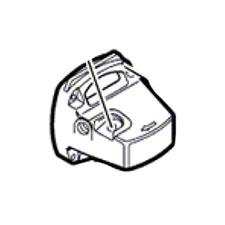 Bosch 1 605 806 465 Gear Housing SILVER Image