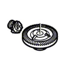 Bosch 1 607 000 384 Bevel Gear Set Image