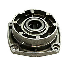 Bosch 1 607 000 921 Bearing Flange Ø180 MM SILVER Image