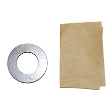 Bosch 1 610 101 008 Thrust Bearing Disc Ø15xØ28x1,0 MM Image