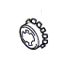 Bosch 1 610 590 002 Retaining snap ring Image