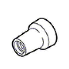 Bosch 1 610 591 009 Protection Sleeve Image