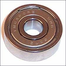 Bosch 1 610 900 025 Deep-Groove Ball Bearing DIN 625-627-2Z Image