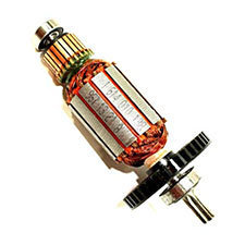 Bosch 1 614 010 146 Armature With Fan 110-120V Image