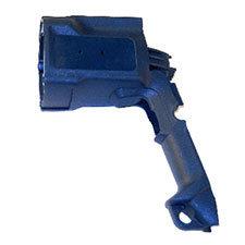 Bosch 1 615 108 112 Motor Housing BLUE Image