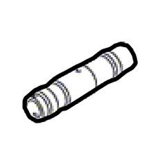 Bosch 1 615 806 089 Hammer Pipe Image