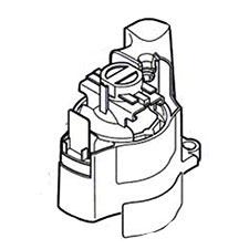 Bosch 2-610-996-079 Motor HousingImage
