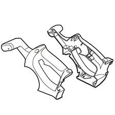 Bosch 2-610-997-927 HandleImage