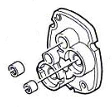 Bosch 2-610-998-153 Pivot PlateImage