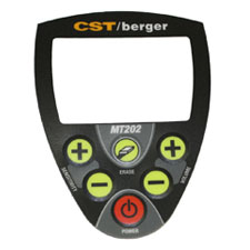 CST-Berger 2-610-A04-594 KeyboardImage