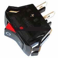 Hitachi 726634 0LRT ROCKER SWITCH            Image
