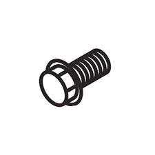 Makita 001-04083-50 FLANGE BOLT, G2800LImage