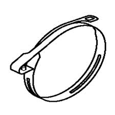 Makita 024-213-351 BRAKE SPRING, DCS9000Image