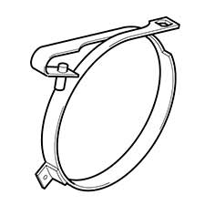 Makita 028-213-502 BRAKE BAND, DCS34Image