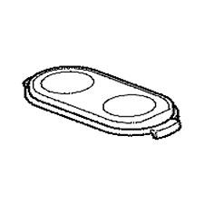 Makita 140463-9 SWITCH PLATE CPL., BUB360ZImage